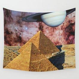 Pyramids Wall Tapestry