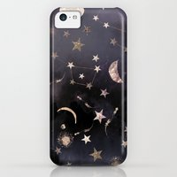 iPhone 5c Case featuring Constellations by Nikkistrange