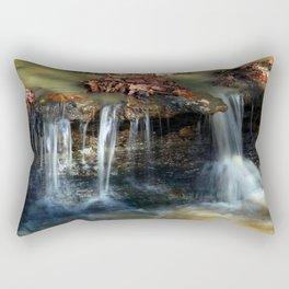 Falls in the Light Rectangular Pillow