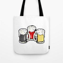 Beer German Flag Germany Present Gift Tote Bag