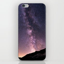 Galaxy II iPhone Skin