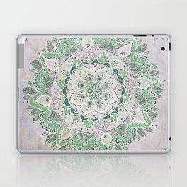 Spring Rain Mandala Laptop & iPad Skin