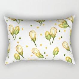 Chinese Freesia in Summer Rectangular Pillow