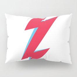 lightening Bolt Pillow Sham