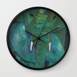 Protected Wall Clock