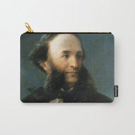 Ivan Aivazovsky - Self-portrait Carry-All Pouch