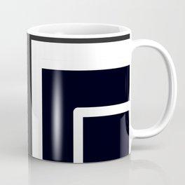 Crossed Coffee Mug