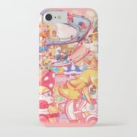 mario kart iPhone & iPod Cases featuring Mario kart - Sweet Sweet canyon by SweetOwls