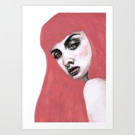 Bonnibel Bubblegum Art Print