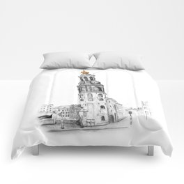 Mint Tower Amsterdam Comforters