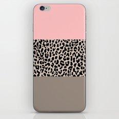 Leopard National Flag XVI iPhone & iPod Skin