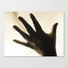 Reach For The Light Canvas Print