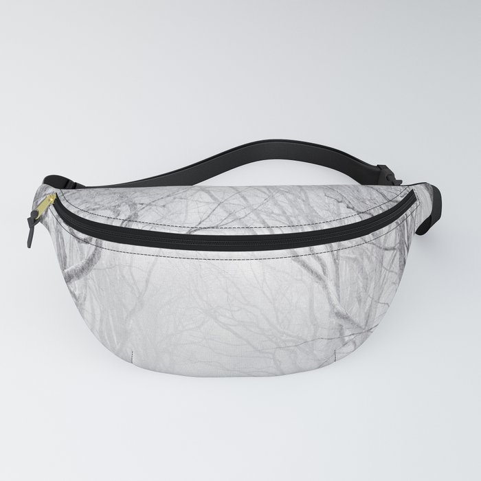 Snowy Park Fanny Pack