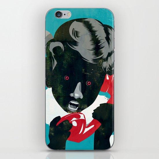 phone call iPhone & iPod Skin