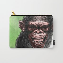 CRAZY MONKEY Carry-All Pouch
