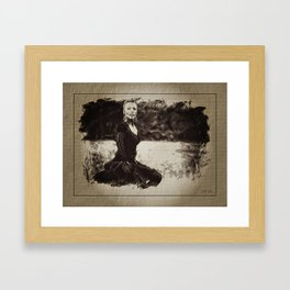 Flamenco,Vivo Framed Art Print