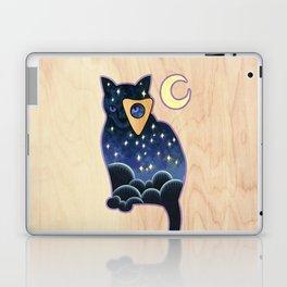 Ouija Cat Laptop & iPad Skin