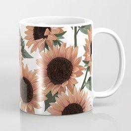 terracotta sunflowers Coffee Mug