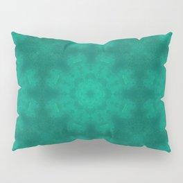 Heart Chakra Mandala fabric Pillow Sham