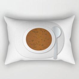 Oxtail Soup Rectangular Pillow