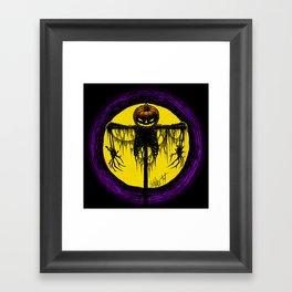 Killing Moon Framed Art Print