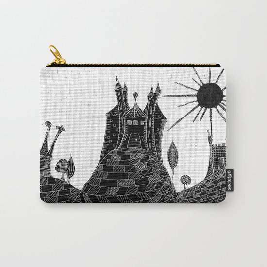 Bubu´s castle Carry-All Pouch