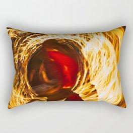 Fire Dancer 1 Rectangular Pillow