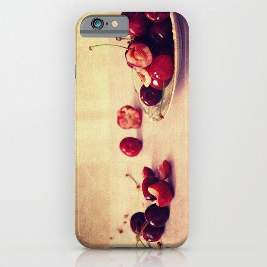 like cherries? iPhone & iPod Case