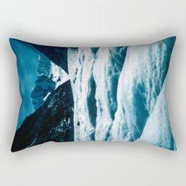 ENDLESS ICE #1 - Alps Rectangular Pillow