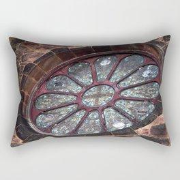 Castle Window, Berkshires Rectangular Pillow