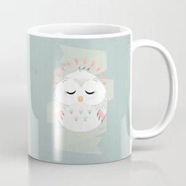 Friendly Owl Coffee Mug