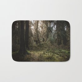 Rainforest Adventure - Nature Photography Bath Mat