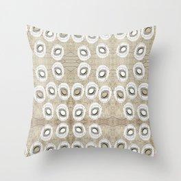 Baubles Throw Pillow