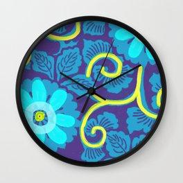 Japanesque 2 Wall Clock