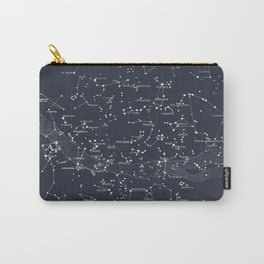 Carte du Ciel I Carry-All Pouch