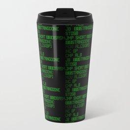 Source code led 01 big Travel Mug