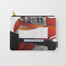 Untitled 1.87 Carry-All Pouch