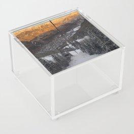 Telluride Colorado Acrylic Box