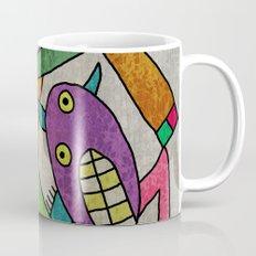 Horse and man Mug