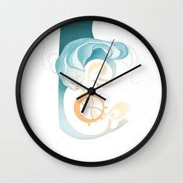 Klessidrya Wall Clock
