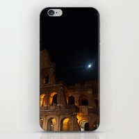 rome iPhone & iPod Skins featuring Rome by Fimbis