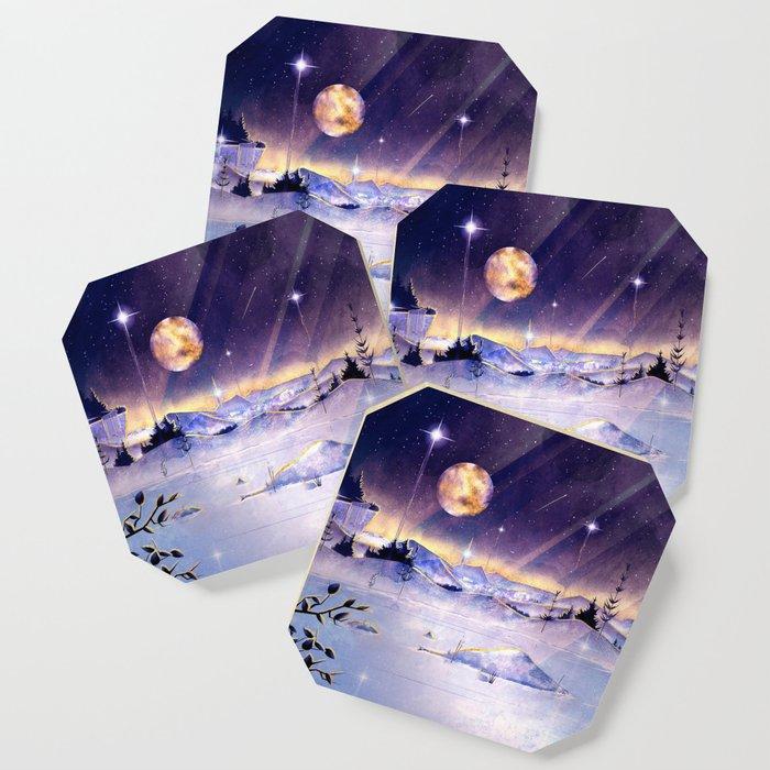 Moon Lake Scenery Coaster