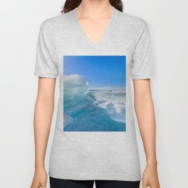 Incredible Baikal Unisex V-Neck