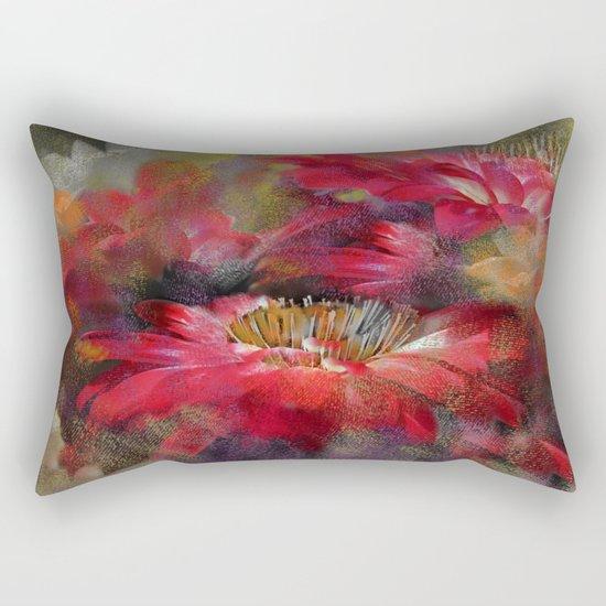 Gerbera mystery(magical). Rectangular Pillow