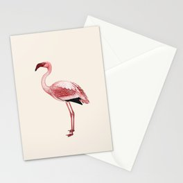 The Tres Flam-igos Stationery Cards