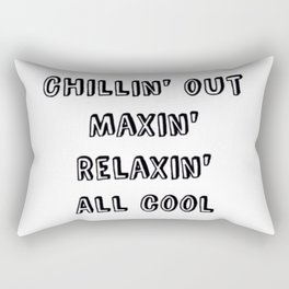 Fresh Print(s) Rectangular Pillow