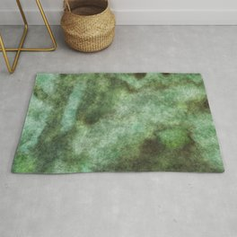 stained fantasy mossy Rug
