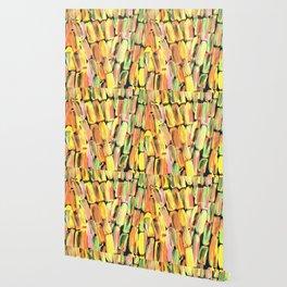 Golden Sweet Yellow Sugarcane Wallpaper