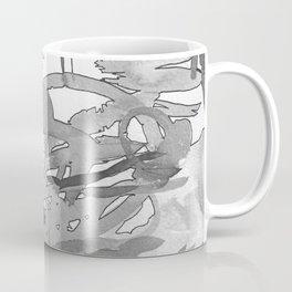 ink splotches Coffee Mug