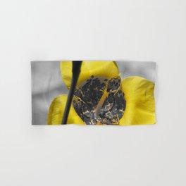 Yellow Majesty Hand & Bath Towel